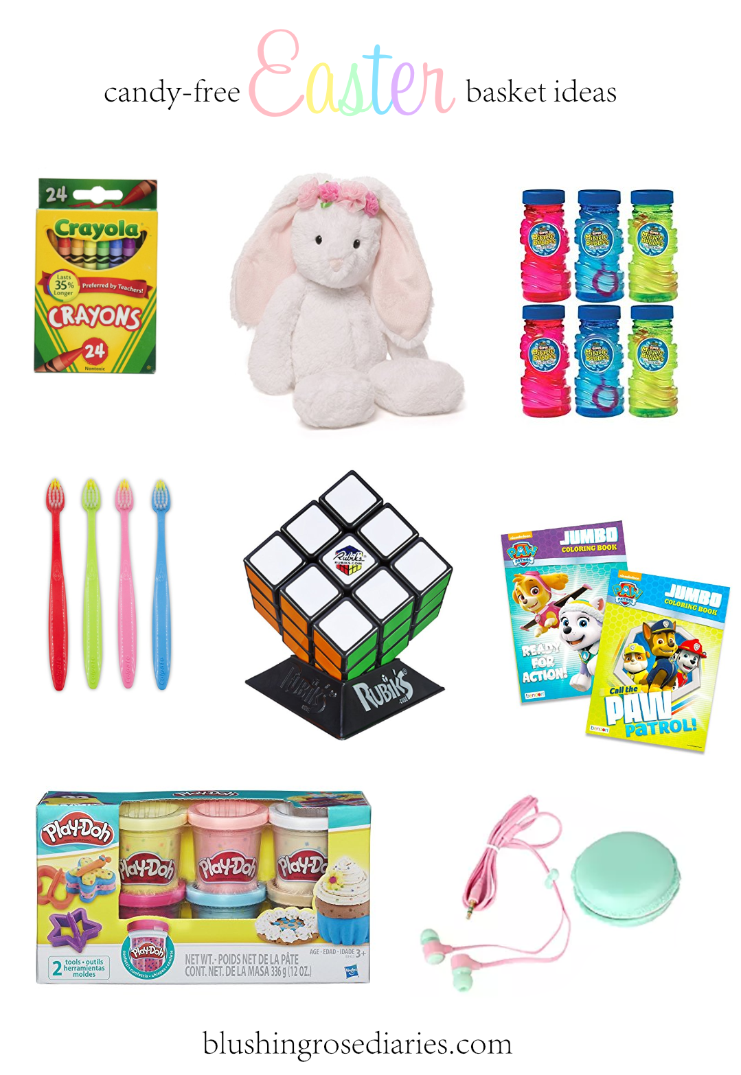 Candy-Free Easter Baskets