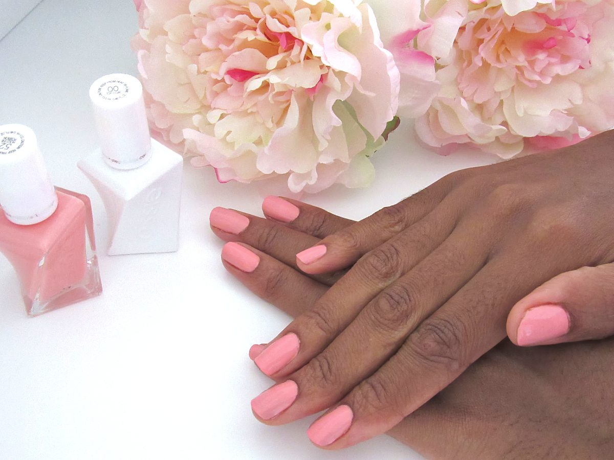 at-home gel manicure