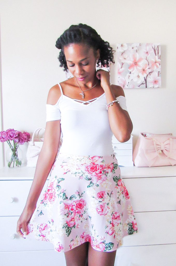 2fc1348bdd 2 Feminine Summer Outfits from Charlotte Russe • Blushing Rose Diaries