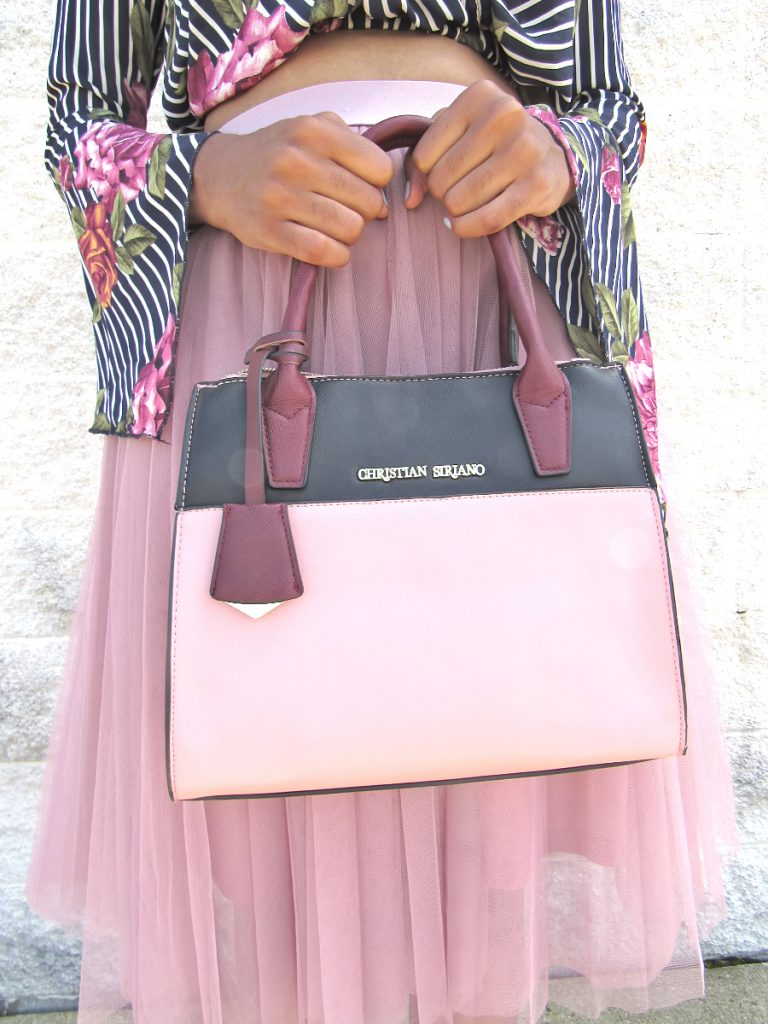 Pink Tulle Skirt Outfit