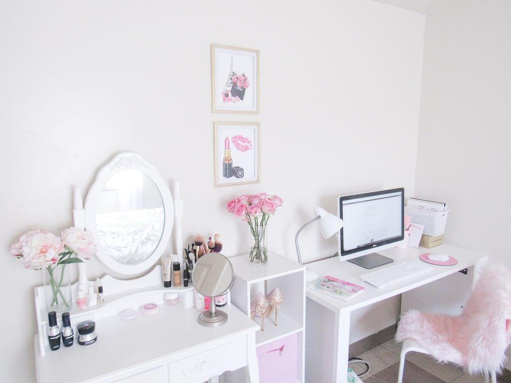 Feminine Bedroom