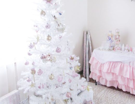 Feminine Pastel Christmas