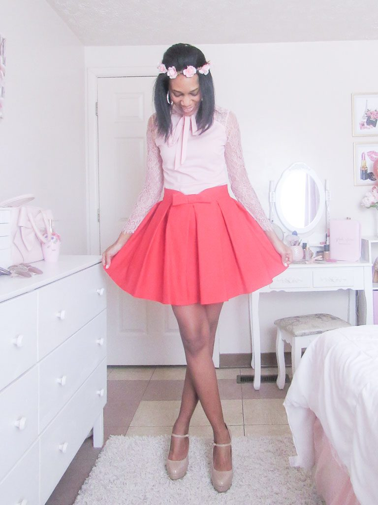 Valentines Day Outfit Idea