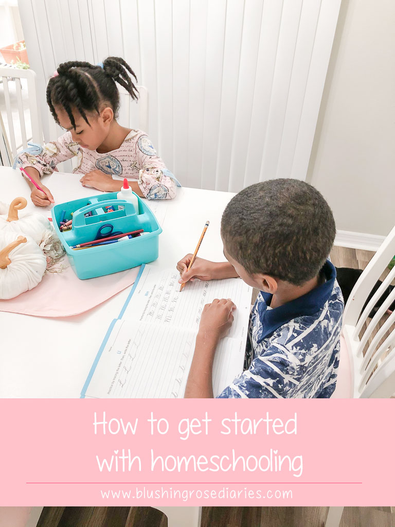 How to get started with homeschooling