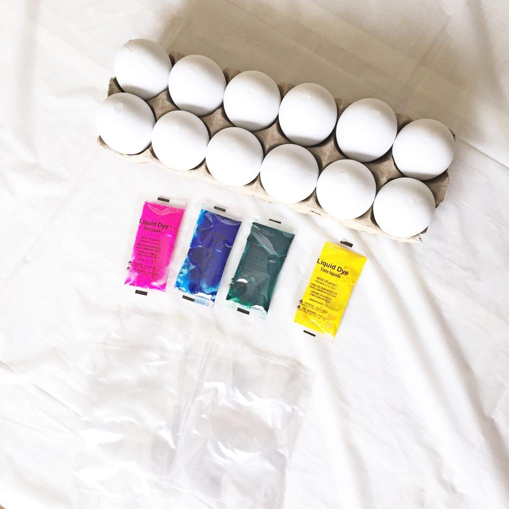 Vegan Easter Eggs for Dyeing