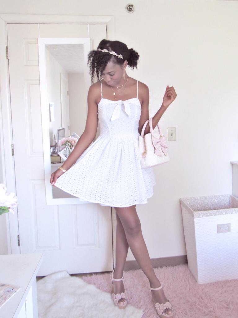 feminine spring dresses