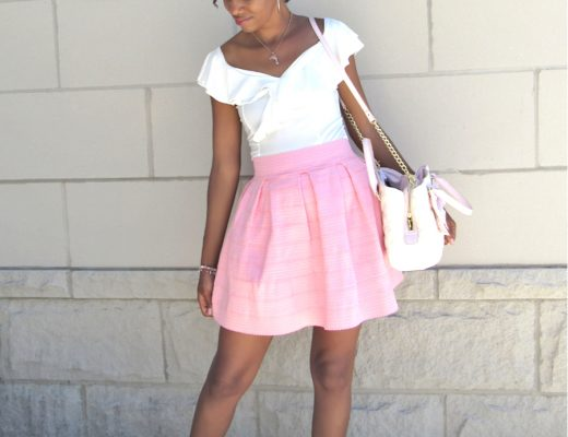 Feminine Summer Outfit
