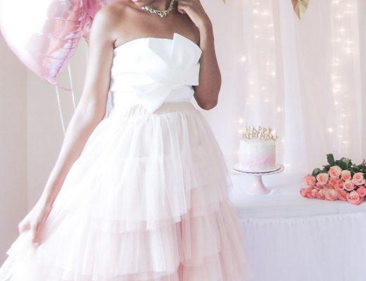 Feminine Birthday Outfit