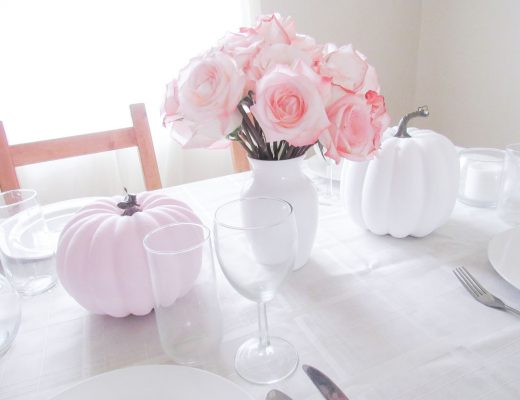 Feminine Fall Decor